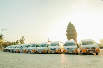 Xe Khách Sài Gòn - Campuchia, Cầu vượt Cộng Hòa - Hoàng Hoa Thám, Phường 13, Tân Bình