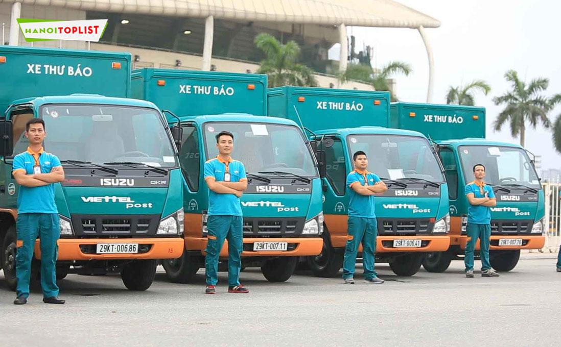 Dịch vụ chuyển phát nhanh Viettel Post - Bưu cục Thống Nhất - TTI, Thôn Giáp Long, Xã Thống Nhất, Huyện Thường Tín Hà Nội