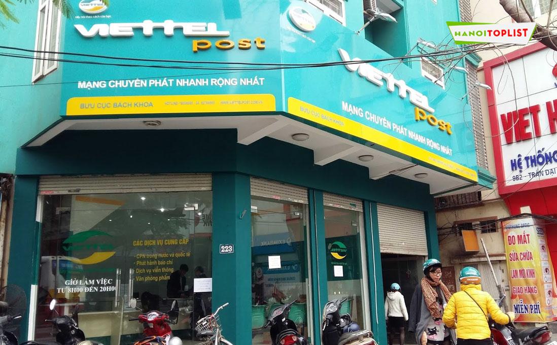 Dịch vụ chuyển phát nhanh Viettel Post - Bưu cục Hòa Nam, Xóm 9, Dư Xá Thượng, Xã Hoà Nam, Huyện Ứng Hoà, Tp Hà Nội
