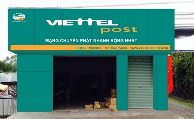 Dịch vụ chuyển phát nhanh Viettel Post - Bưu cục TT Quận 10, Số E1D Thất Sơn, Phường 15 Quận 10