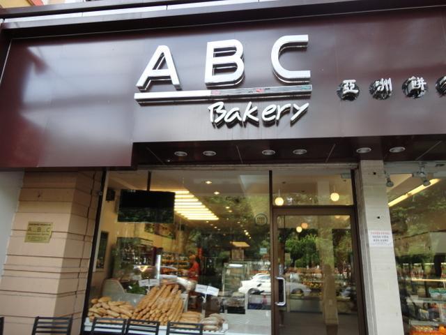 Tiệm bánh ABC Bakery - 396 Hoàng Diệu, Phường 5, Quận 4