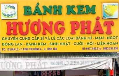 Tiệm bánh kem Hương Phát - 138 Mã Lò, Phường Bình Trị Đông A, Bình Tân