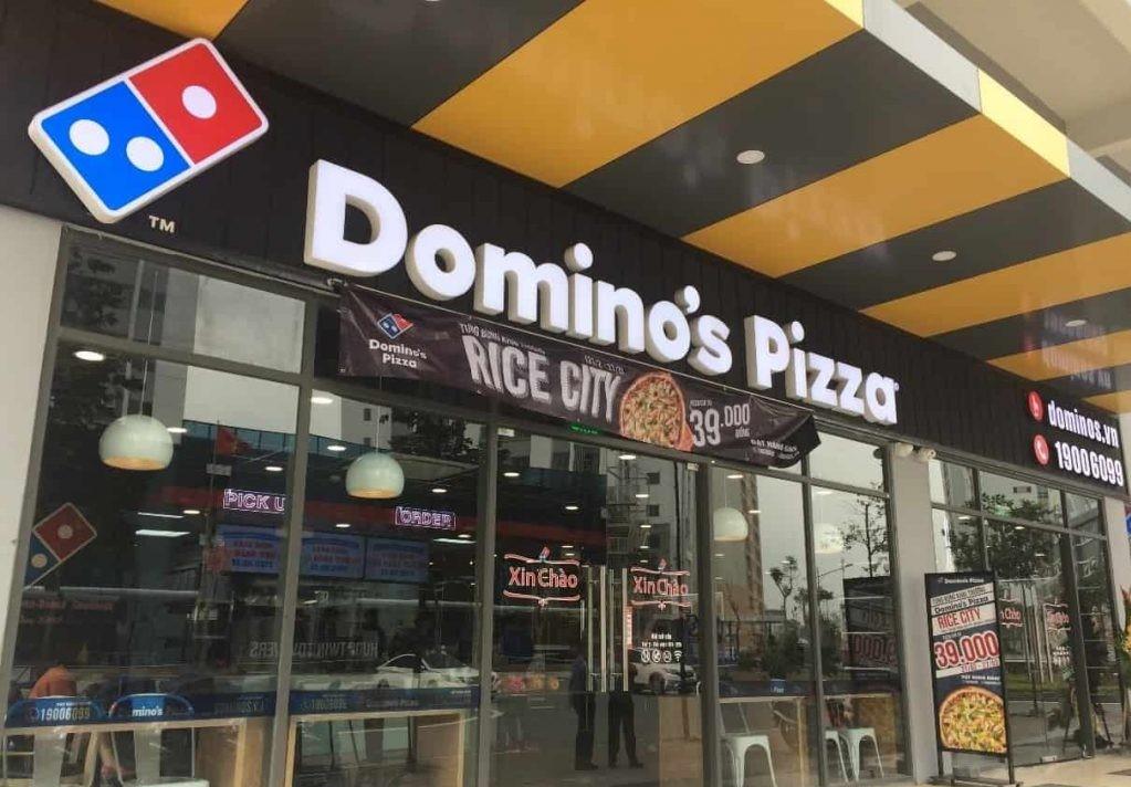 Cửa hàng Domino's Pizza - 335A Lê Văn Sỹ, Phường 1, Tân Bình
