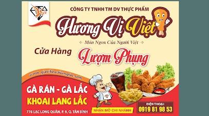 Cửa hàng Lượm Phụng gà rán, khoai lang lắc - 778 Lạc Long Quân, Phường 9, Tân Bình