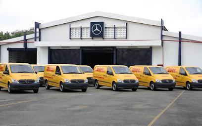 Dịch vụ chuyển phát nhanh DHL gửi hàng đi Mỹ,Úc,Canada tại Thủ Đức - 59 Lê Văn Việt, Phường Hiệp Phú, Thủ Đức