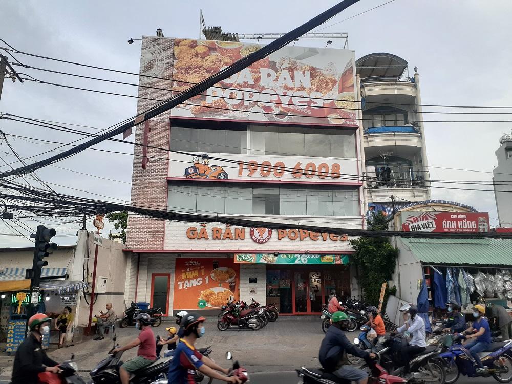 Cửa hàng gà rán Popeyes - 372 Lê Văn Việt, Phường Tăng Nhơn Phú B, Thủ Đức